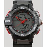 Relógio Digital Speedo Masculino - 81167G0Evnp1 Preto - Único