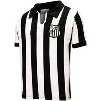 Camisa Retrô Santos 1956 Masculina - Masculino