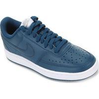 Tênis Nike Court Vision Low Feminino - Feminino-Azul