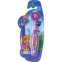 Escova Dental Infantil Art Brink- Paw Patrol Skye