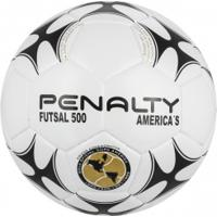 65fbe0440c Bola De Futsal Penalty Americas Ultra Fusion - Branco Preto