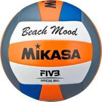 Bola Vôlei Praia Mikasa Vxs-Bmd Series - Unissex