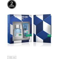 Kit Perfume 2 Pçs United Dreams Go Far Man