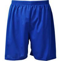 Netshoes  Kit-Calção E Meião De Futebol Liso Preto - Masculino 25325b5b40d6b