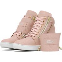 Sneaker K3 Fitness Breezy Rose