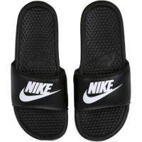 Chinelo Nike Benassi Jdi - Slide - Masculino - Preto/Branco