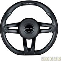 Volante - Shutt - Astra 1999 Até 2012/Corsa 2002 Até 2012 - Metal / Pu (Poliuretano) - Preto - Cada (Unidade) - Mx-A