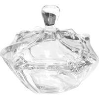 Bomboniere Naptune- Cristal- 10,5Xã˜11Cm- Rojemacrojemac
