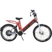 Bicicleta Elétricas Duos Vermelha