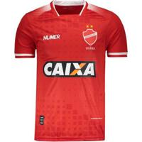 Camisa Numer Vila Nova I 2018 N° 10 Masculina - Masculino