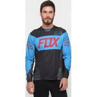 Camisa Fox Demo Device Ls M/L - Masculino