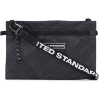 United Standard Bolsa Tiracolo Média - Preto