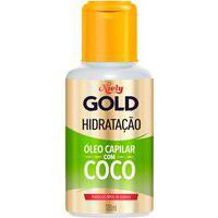 Óleo Capilar Niely Gold Hidratação Com Coco Com 100Ml 100Ml