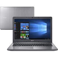 "Notebook Acer F5-573-59Tv - Prata - Intel Core I5 6200U - 1Tb Hd - 8Gb Ram - Tela Led 15.6"" - Windows 10"