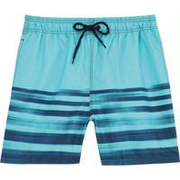 Bermuda Azul Banho