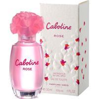 Cabotine Rose Eau De Toilette Feminino 100 Ml