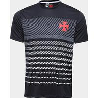 Camiseta Vasco Graphic Masculina - Masculino