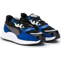 Puma Kids Tênis 'Rs 9.8 Space Ac' - Preto