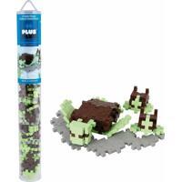Blocos Para Montar - Tube - Mini Camouflage 100 Pcs