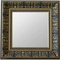 Espelho Moldura 12268 Dourado Art Shop