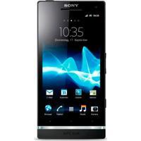 """Smartphone Sony Xperia S Preto - 32Gb - 3G - Wi-Fi - Tela 4.3"""" - 12.1Mp - Dual Core - Android 2.3"""
