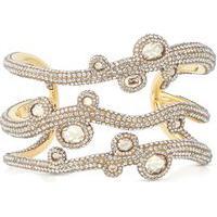 Bracelete Tigris Em Metal - Ouro