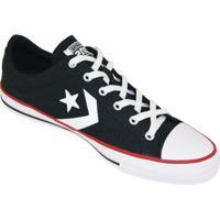 Tênis Converse All Star Player - Masculino-Preto+Branco