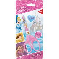 Tesoura Escolar 13Cm Princesas - Tris