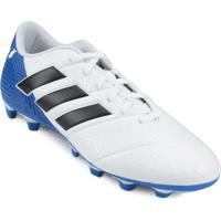 Netshoes  Chuteira Campo Adidas Nemeziz Messi 18 4 Fg Masculina - Masculino c1cc573d3d820