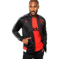 Jaqueta Adidas Performance Hino Flamengo I Preta
