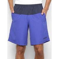 Bermuda Adidas Colourblock 2 Masculina - Masculino-Marinho