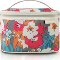 Necessaire Frasqueira - Jacki Design - Feminino-Floral