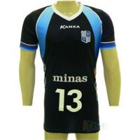 Camisa Minas Clube Volei N13 Azl Kanxa - Kanxa