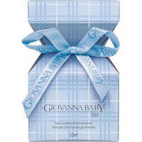 Deo Colônia Giovanna Baby Blue 50Ml Único