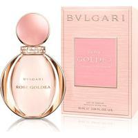 Perfume Rose Goldea Feminino Bvlgari Edp 90Ml - Feminino-Incolor