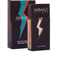Animale For Men Masc Edt 100Ml Único