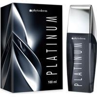 Deo Colônia Phytoderm Platinum Masculino