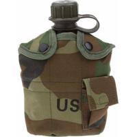 Cantil Militar Térmico 1 Litro Caneca De Alumínio - Unissex