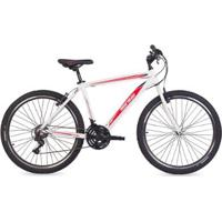 Bicicleta Mtb Aro 26 Q18 Alumínio 1.0 21V Shimano Suspensão B-Range Mormaii - Masculino