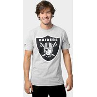 Camiseta New Era Nfl Oakland Raiders - Masculino
