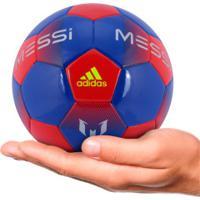 aa1c8f5880 ... Minibola De Futebol De Campo Adidas Messi Q1 - Azul Vermelho
