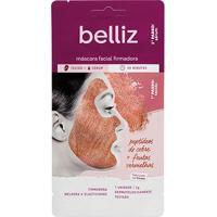 Máscara Facial Belliz Firmadora Com Cobre - Feminino-Natural.