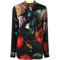 Paul Smith Blusa Com Estampa Floral - Multicolor