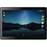 "Tablet M10A Lite 10"" 3G 8Gb 1Gb De Ram Android 7.0 Dual Camera Preto Multilaser"