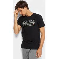 Camiseta Umbro Clássica Masculina - Masculino