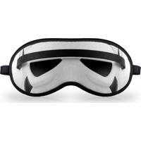 Máscara De Dormir Trooper Geek10 - Branco