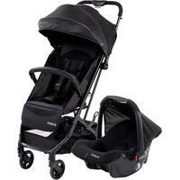 Carrinho Com Bebê Conforto Cosco Minny Duo Travel System