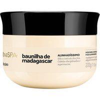 Máscara Capilar Para Cabelos Disciplinados Nativa Spa Baunilha De Madagascar 200G