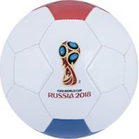 Bola De Futebol De Campo Copa Do Mundo Fifa 2018 Classic - Branco Azul 1f829965d19e9
