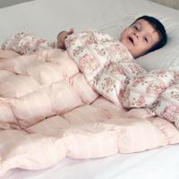 Cobertor Ponderado Artesanal Ursinhos Pequeno Teiajubinha
